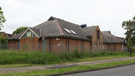 The old PPAS site which has permission to be converted into a nursery