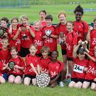 St John Fisher School won the small school's competition.
