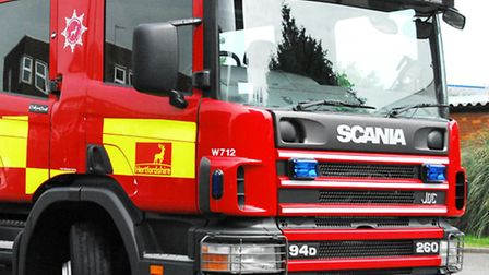 Cambridgeshire fire are urging people to report hay stack fires