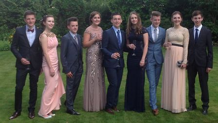 The Meridian School Year 11 prom