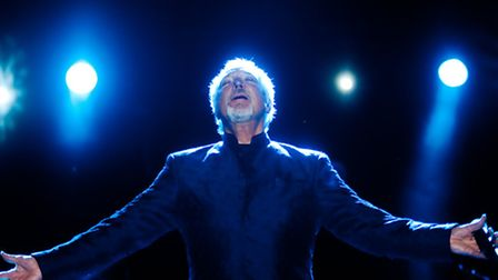 Tom Jones is to appear as part of the Adnams Newmarket Nights season. Credit: Hayley Bray Photograph