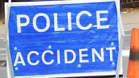 Fiat Punto in collision with woman in March