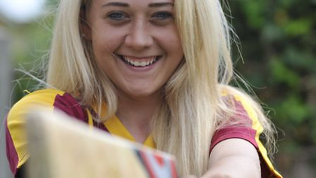 Cricketer Adelaide Walkling, from Eaton Socon, is to join England Women's Development Programme unde