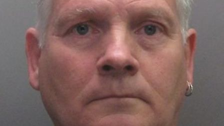 Dale Keeble who has been jailed for 12 years.