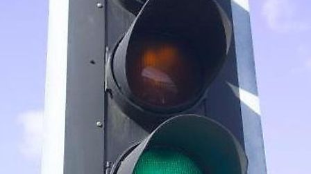 The traffic lights at The Cross in Royston have not been working this morning (Thursday)