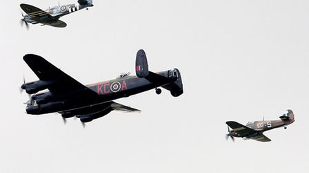 Duxford Flying Legends (Pic: Gerry Weatherhead)