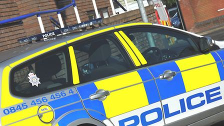 A 34 year old was arrested in Harpenden