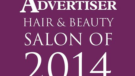 Herts Advertiser Salon of the Year 2014
