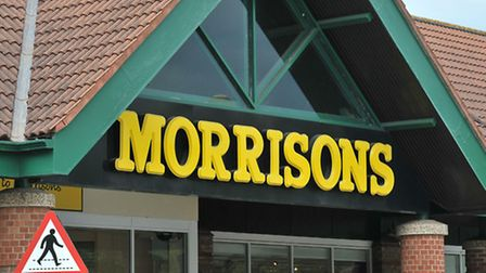 Morrisons in Panshanger