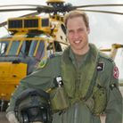 Prince William will become a pilot for the East Anglian Air Ambulance