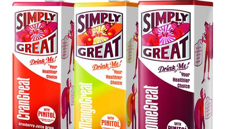 Simply Great Drinks