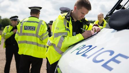 Police fly-tipping operation