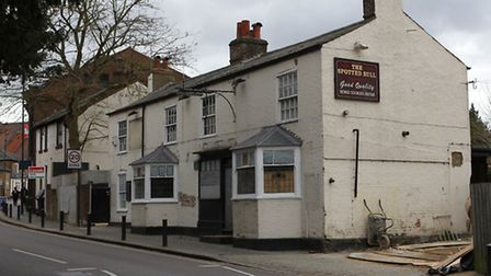 The Spotted Bull pub