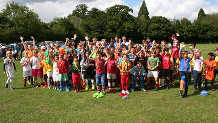 St Albans City Youth summer camp