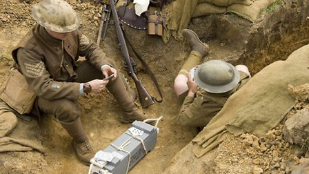 Huntingdon will commemorate the centenary of the start of the First World War.