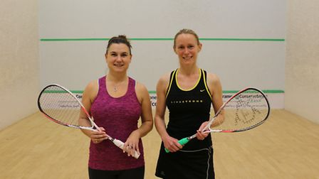 Kate Bradshaw and Jo Smalley