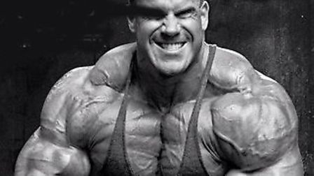Body building superstar Jay Cutler will be making an appearance at a small St Albans store