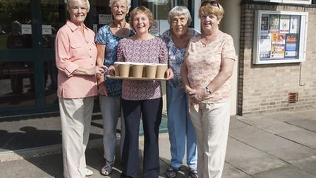 People are being invited to have a cuppa at the Harpenden Seniors Forum annual fair