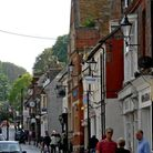 Raymond Dowding believes the north end of Royston High Street is an accident waiting to happen