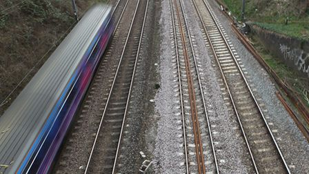 Huntingdon and St Neots trains were delayed
