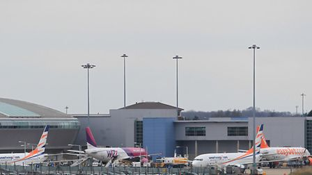 Luton Airport has been evacuated