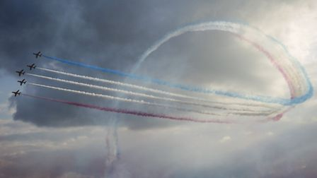 Pictures from the Duxford Air Show at the weekend. Pictures: Jamie Pluck.
