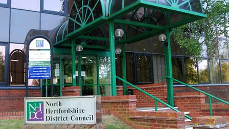 The youth club is organised by North Herts District Council
