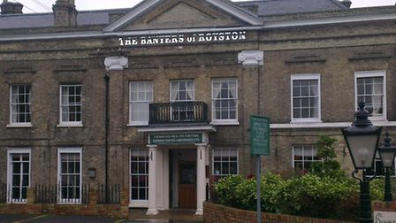 The Banyers in Royston.