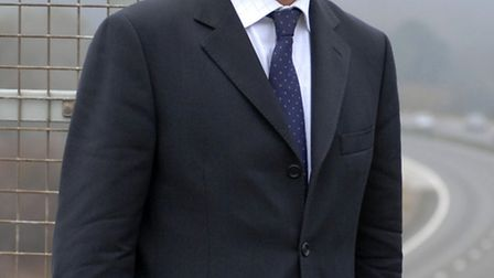 MP Jonathan Djanogly has been nominated for the ice bucket challenge