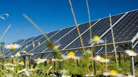 Eric Pickles will scrutinise plans for a 250-acre solar farm