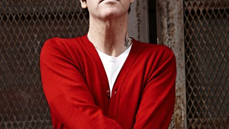 Johnny Marr gave a spectacular show in Cambridge yesterday (Tuesday). Picture: JON SHARD.