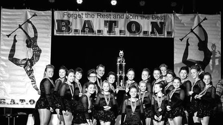 Royston Electralites won the overall title at a national competiton