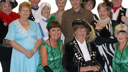 The Music Hall Society are busy getting ready to give a series of nostalgic shows.