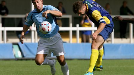 John Frendo has scored four goals in 10 games this season. Picture: Leigh Page