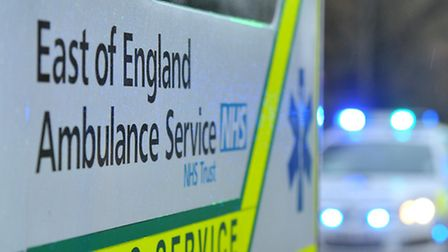 Paramedics were called to Heartwood Forest