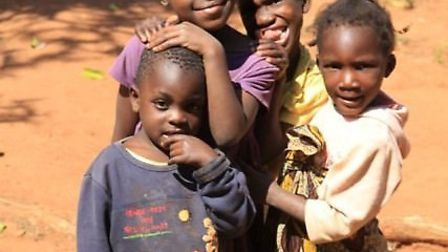 Casey Foster is exhibiting pictures from her time in Malawi to raise money.