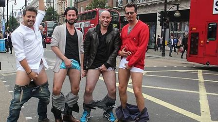 The #FeelingNuts campaign to warn men about testicular cancer has been founded by two sets of brothe