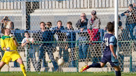St Neots v Poole Town. Picture: CLAIRE HOWES