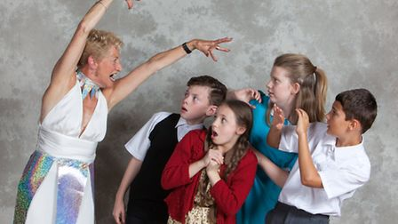 The Lion, the Witch and the Wardrobe - Wheathampstead Dramatic Society
