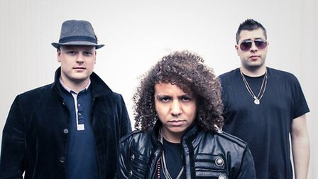 Indi & The Vegas will play The Live Music Project at Trestle Arts Base in St Albans