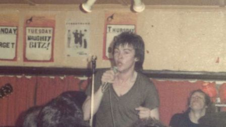 Paul Young in 1979