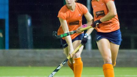 Hannah Macleod and Ellie Watton have been called up to the England squad. Picture: Chris Hobson