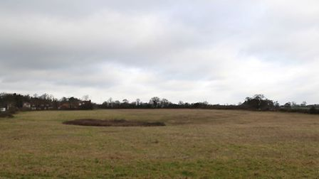 Green Belt land to the rear of Harpenden Road