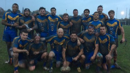 Verulamian shut out the Bank of England RFC in a 19-0 win