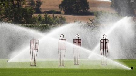 The Arsenal training grounds at London Colney
