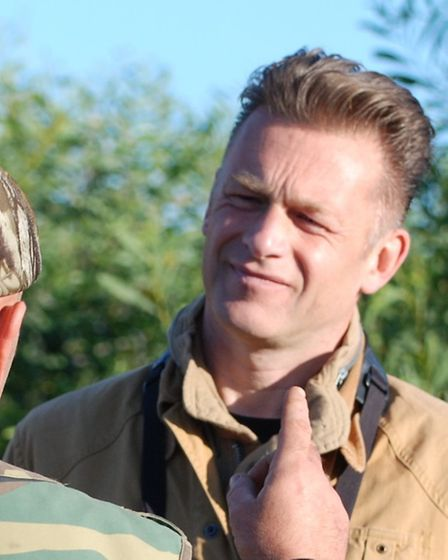 Chris Packham and his fellow 'Malta - Massacre on Migration' campaigners have won the Green Ribbon A
