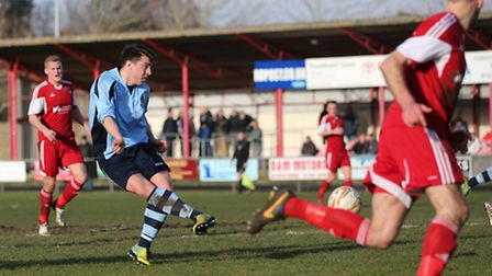 Matt Taylor, pictured last season, impressed his managers on Monday night. Picture: Leigh Page