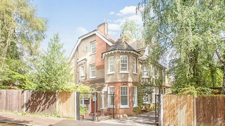 This Sandpit Lane property recently sold for £1.45 million
