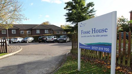 Fosse House care home