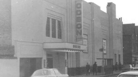 Old pictures of building